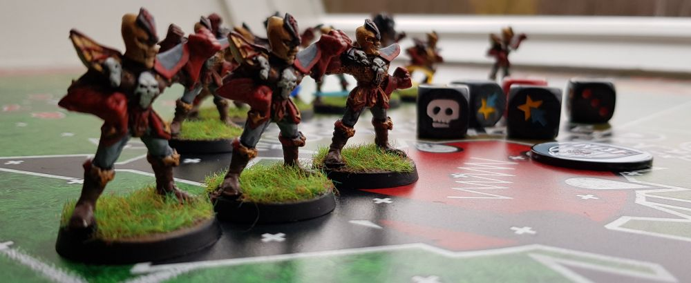 Blood Bowl Faustregeln